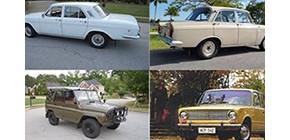 Rusiškų automobilių dalys
